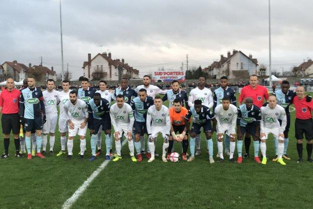 Coupe de France (8e tour) : Villers-Houlgate sort tête haute, le Havre fait lemétier