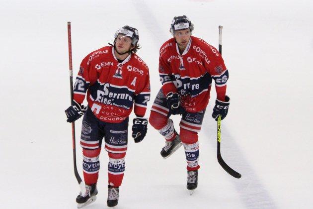 Hockey sur Glace (D1) : Caen renoue avec la victoire contre Dunkerque
