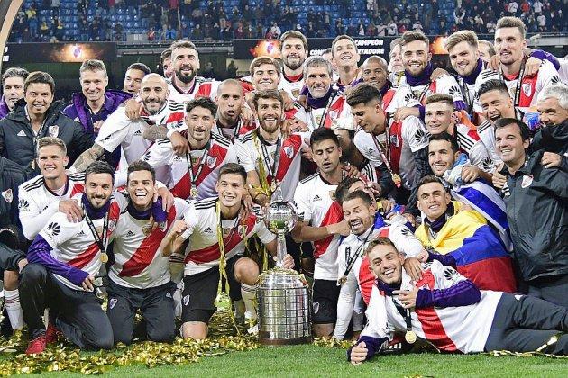 Libertadores: River vient à bout de Boca, finale aseptisée à Madrid