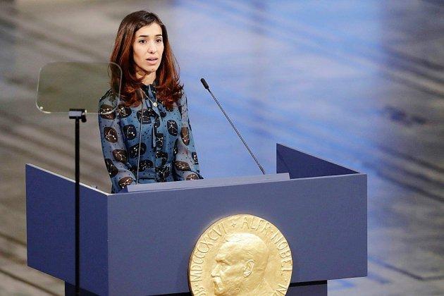 Les Nobel de la paix lancent un SOS pour les victimes de violences sexuelles