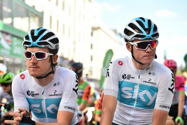 Cyclisme: Sky quitte le peloton fin 2019