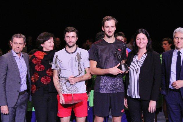 Caen. Gilles Simon remporte le 12e Open de Caen contre Daniil Medvedev
