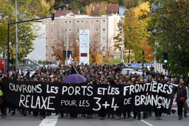 """Procès des """"sept de Briançon"""": le jugement attendu jeudi à Gap"""