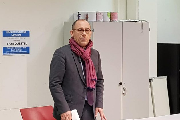 Le député LREM Bruno Questel porte plainte pour des coups de feu
