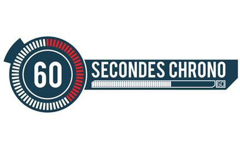 60 secondes chrono le nouveau jeu d 39 m6. Black Bedroom Furniture Sets. Home Design Ideas