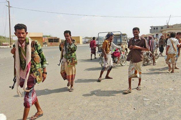 Yémen: la coalition dénonce des