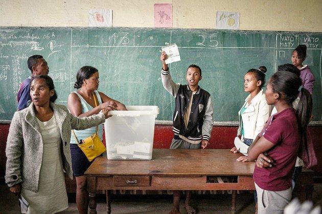 Madagascar attend fébrilement l'issue de son combat des chefs