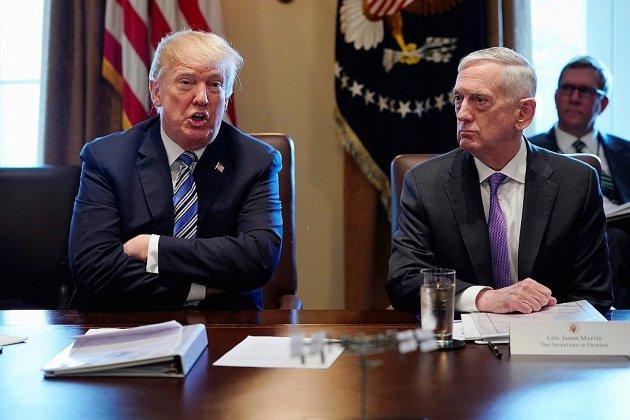 Le chef du Pentagone claque la porte après l'annonce de Trump sur la Syrie