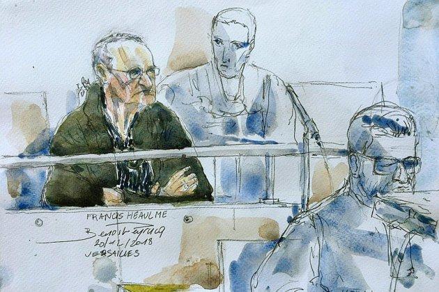 Double meurtre de Montigny-lès-Metz: verdict en appel attendu pour Francis Heaulme