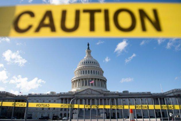 "Les Etats-Unis entrent samedi en période de ""shutdown"""