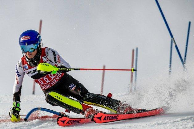 Slalom de Courchevel: Shiffrin atteint la barre des 50 victoires en Coupe du monde