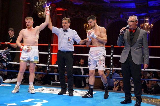 Boxe : Maxime Beaussire facile contre Radulovic à Deauville