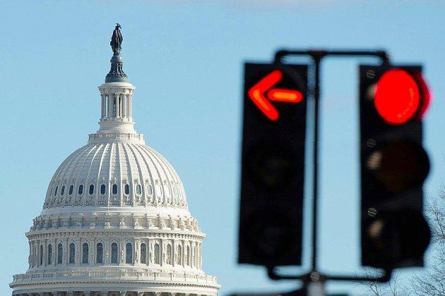 USA: troisième journée de shutdown, à la veille de Noël