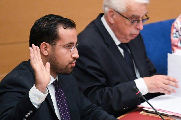 """Benalla """"n'est pas un émissaire officiel ou officieux"""" de la présidence, affirme l'Élysée"""