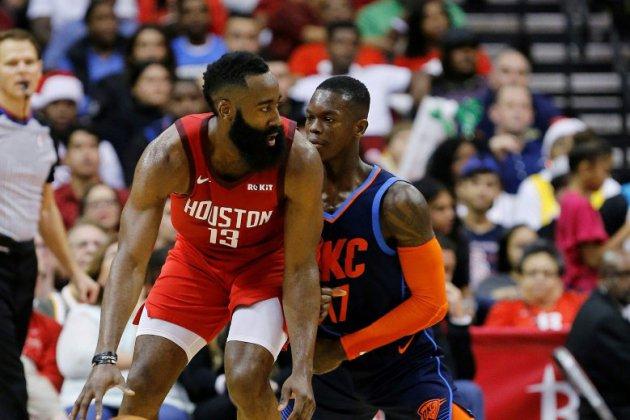 NBA: Harden et Antetokounmpo font des étincelles, Gobert en patron