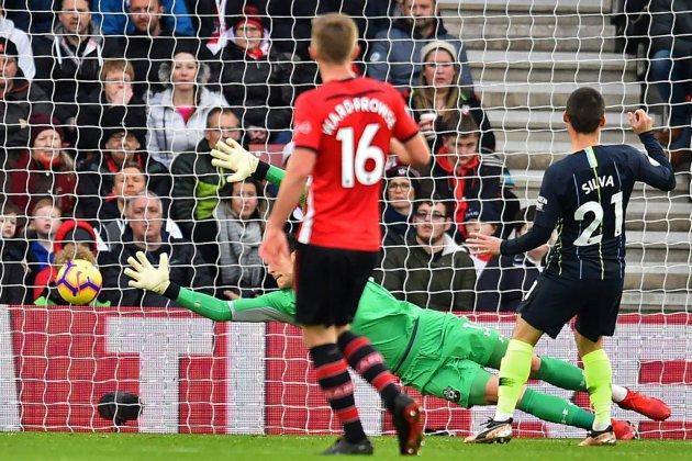 Angleterre: Man City gagne avant Liverpool, 2e doublé de Pogba pour United