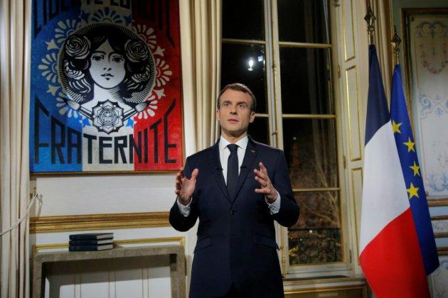 """Macron: """"L'ordre républicain sera assuré sans complaisance"""""""