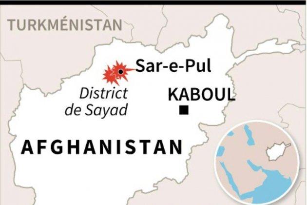 Afghanistan: 21 membres des forces de sécurité tués dans un assaut des talibans contre une ville du Nord