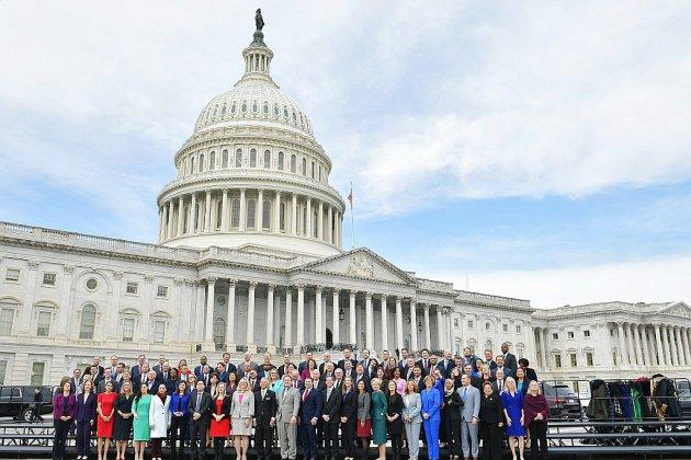 Divisé face à Trump, le nouveau Congrès américain fait sa rentrée