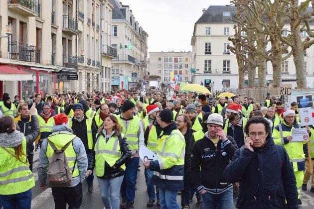 Caen. Gilets jaunes: les actions en Normandie ce samedi pour l'acte VIII