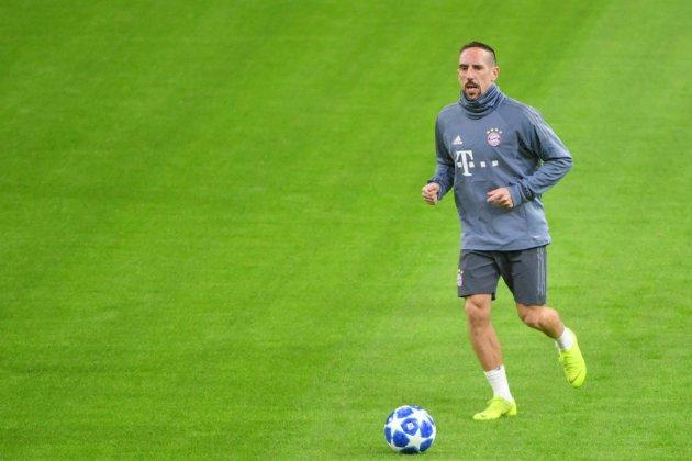 Ribéry lourdement sanctionné par le Bayern pour ses dérapages