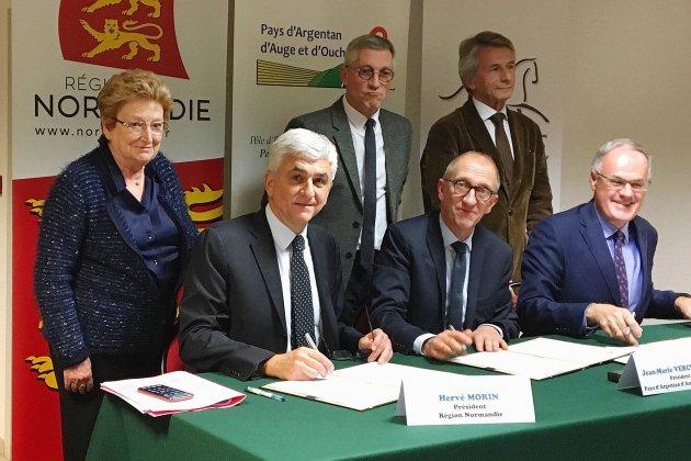 32 millions d'euros pour le territoire d'Argentan/L'Aigle