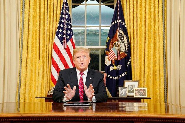 L'impasse budgétaire s'aggrave aux Etats-Unis, Trump acculé