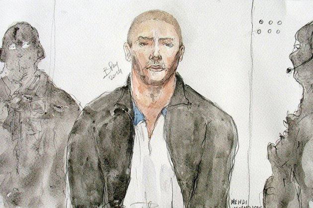 Tuerie du Musée juif de Bruxelles: ouverture du procès de Mehdi Nemmouche