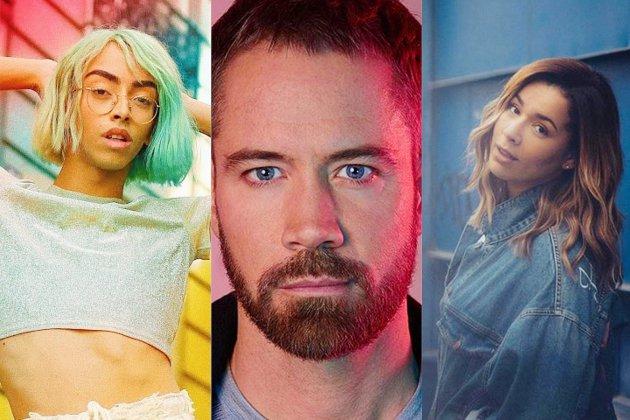 Bilal Hassani, Chimène Badi, Emmanuel Moire... Découvrez les candidats de Destination Eurovision