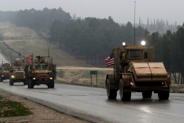 Syrie: la coalition dirigée par Washington affirme que son retrait militaire a commencé