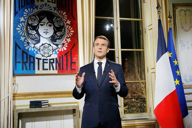 Emmanuel Macron appelle les Français à se saisir du grand débat
