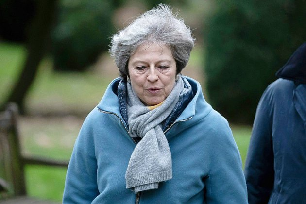 "Brexit : May essaie de conjurer un rejet ""catastrophique"" de l'accord"
