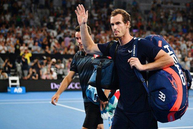 Open d'Australie: les adieux au courage de Murray, Nadal rassure