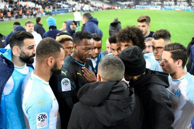 Marseille: beaucoup à se faire pardonner à Saint-Etienne