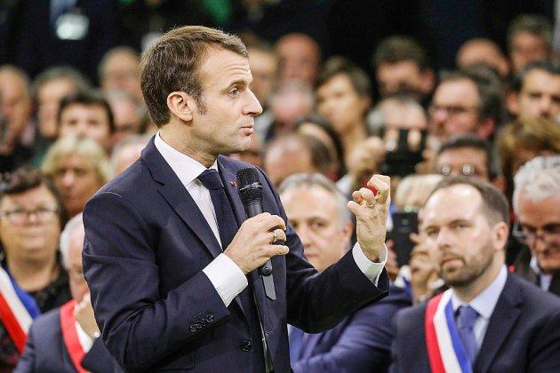 Eure: le sort de la maternité de Bernay scellé par Macron?