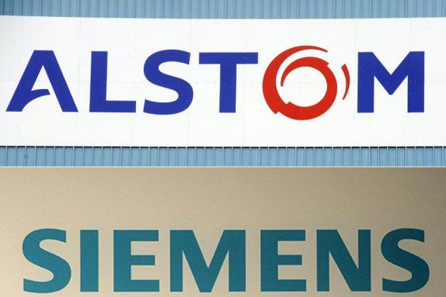 Alstom émet ses premiers doutes sur la fusion avec Siemens