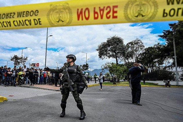 Colombie: attribué à l'ELN, l'attentat de Bogota sabote le dialogue de paix