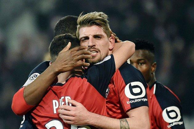 Ligue 1: Lille arrache enfin un succès à domicile