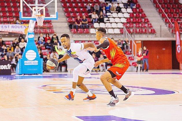 Basket (Pro B) : difficile déplacement du Rouen Métropole Basket à Orléans