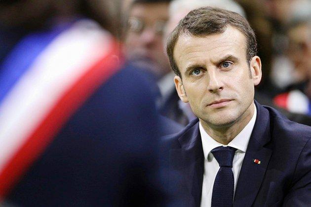 Macron réunit 150 patrons à Versailles pour promouvoir l'attractivité française