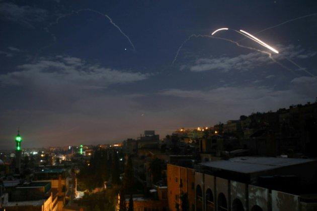 Israël dit avoir frappé à nouveau des cibles iraniennes en Syrie