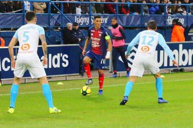 """Coupe de France: Caen ne doitpas être """"l'idiot du coin"""" à Viry-Chatillon"""