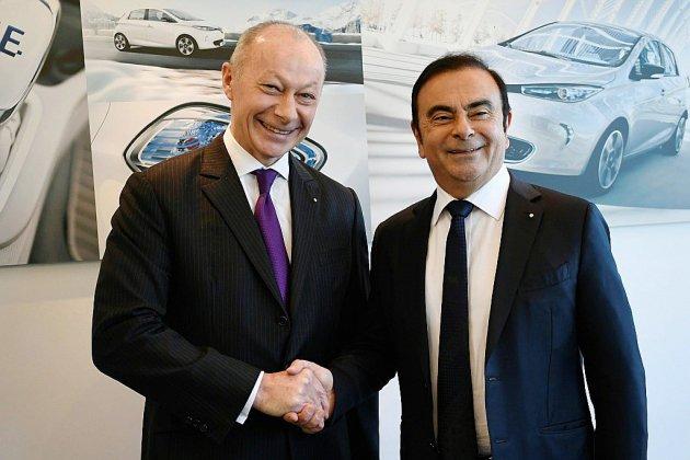 Renault: jour J pour la succession de Carlos Ghosn