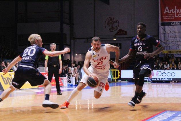 Basket (Pro B) : Rouen remporte le derby normand devant Caen