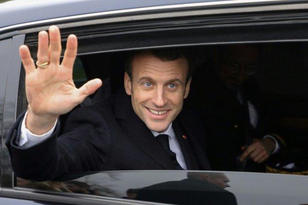 Visite délicate de Macron en Egypte, allié