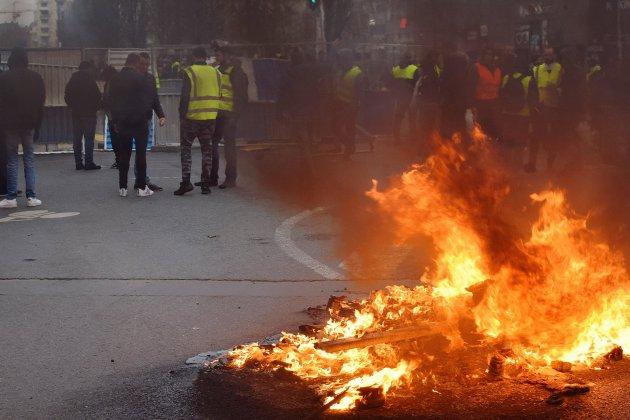 Acte XI des gilets jaunes à Évreux: polémique autour de la mobilisation des forces de l'ordre