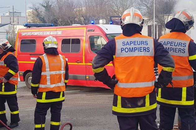 Seine-Maritime: deux incendies dimanche après-midi