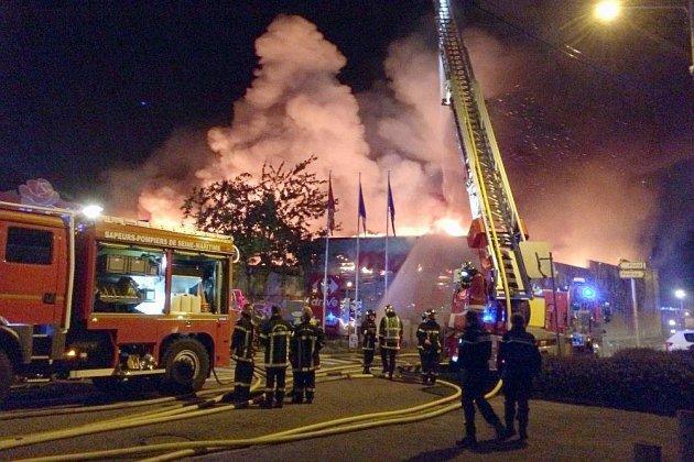 Carrefour market de Duclair: un an de prison ferme pour l'incendiaire