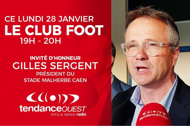 """REPLAY : Le """"recadrage"""" de Gilles Sergent, le coup de gueule de Thierry Uvenard et les dangers des terrains synthétiques dans Club Foot"""