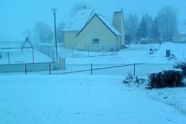 Caen. Tempête Gabriel : vos photos de la neige en Normandie